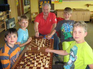 Grundschule Schach-AG